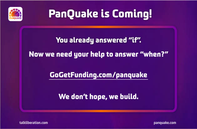 Panquake is coming!